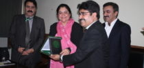 Visit of 22nd Mid Career Management Course, National Institute of Management, Lahore