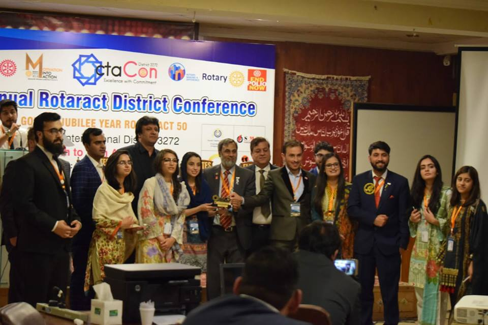 8th Annual District Rotaract Conference