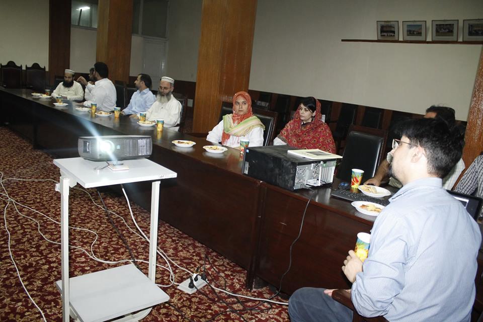 Presentation About JAMC