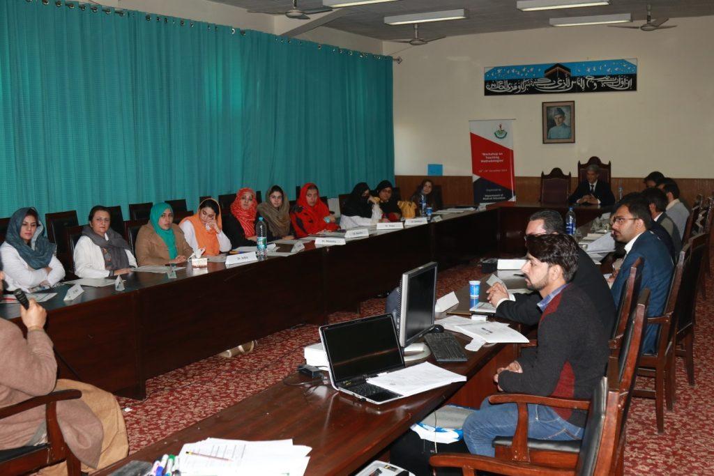 Workshop on Teaching Methodologies