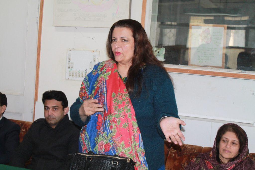 Retirement party of Prof Dr.Salma Aslam Kundi.