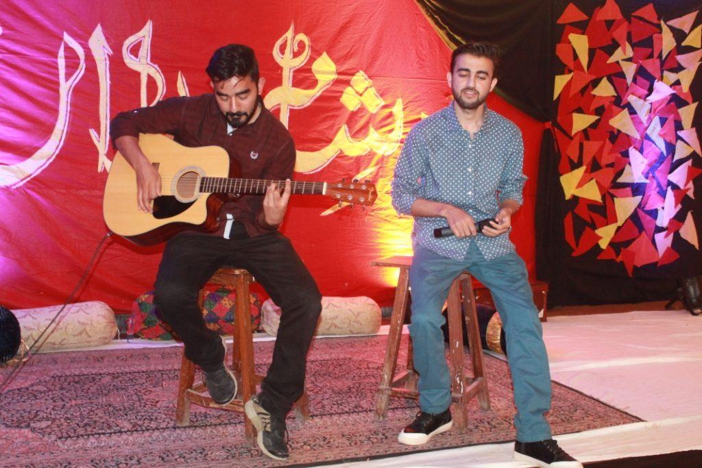 The Sham-e-Bahaaran festival
