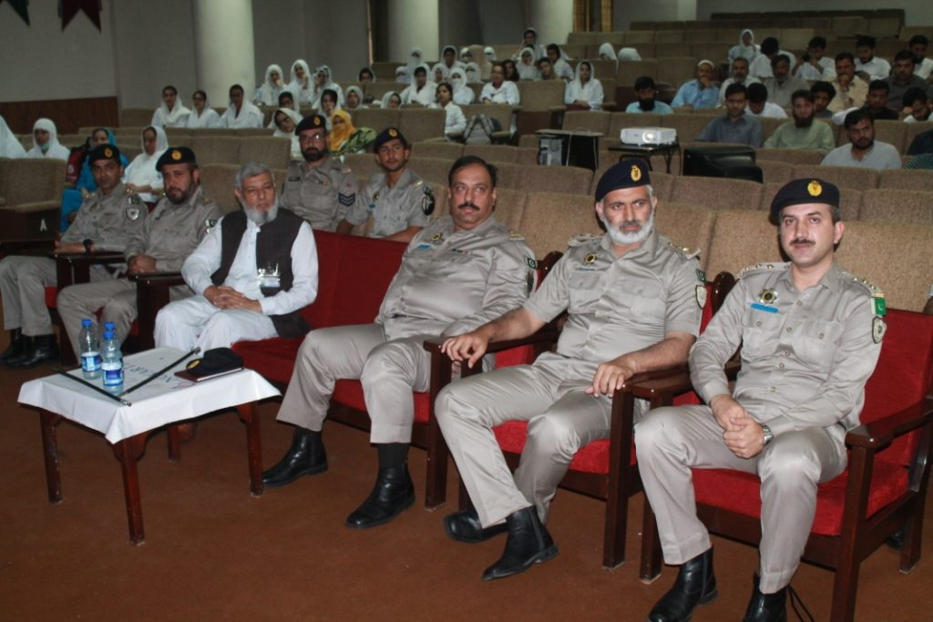 Road Safety Awareness Seminar