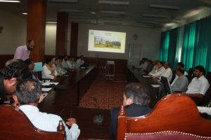 Pakistan Medical & Dental Council visit