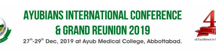 Ayubians International Conference & Grand Union 2019