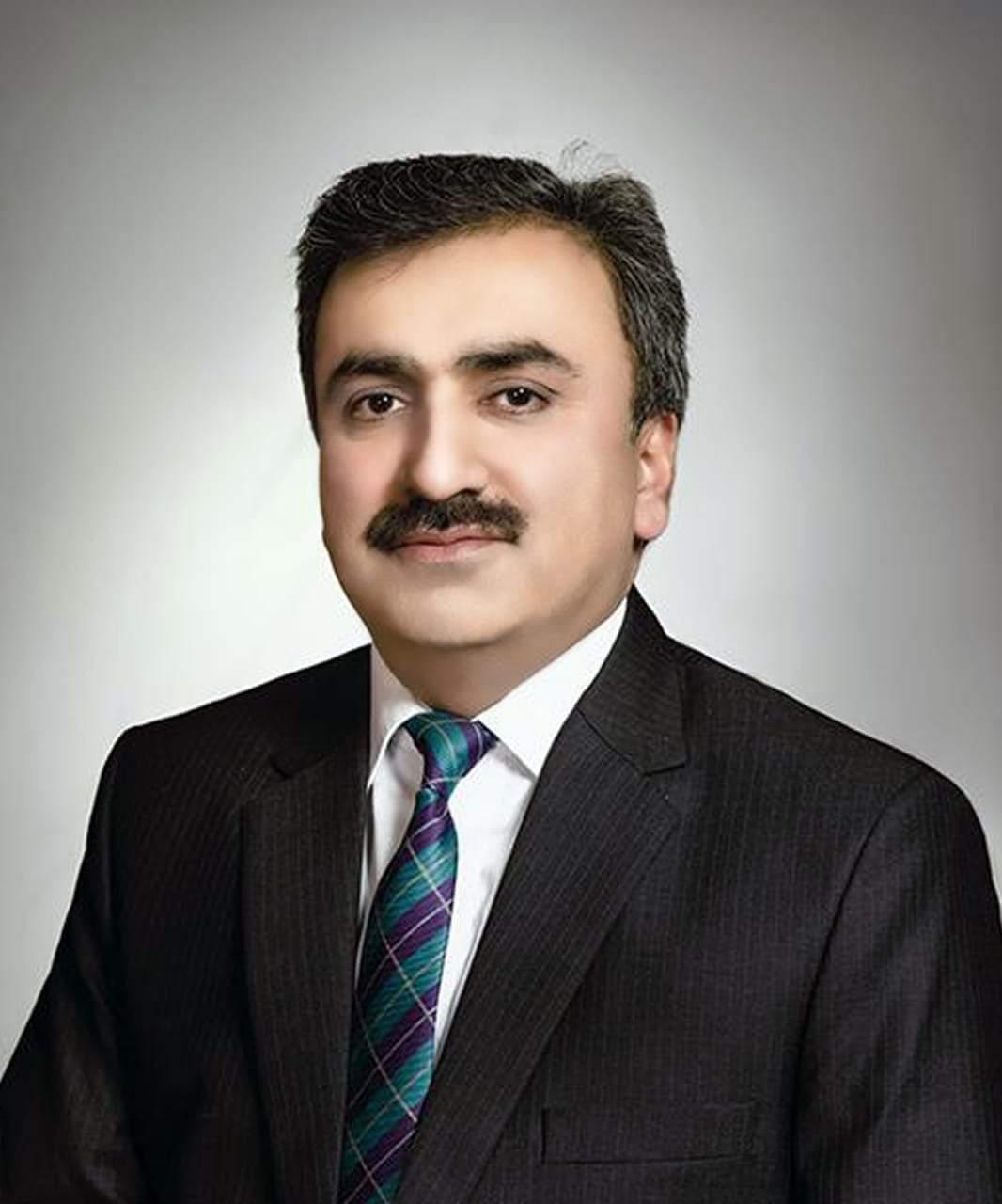 Dean, Ayub Medical College Abbottabad
